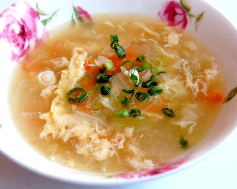 風邪に効く にんにくスープ