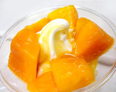 無農薬 宮崎産完熟マンゴー デザート