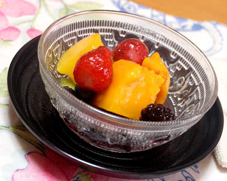 宮崎完熟マンゴー フルーツポンチ