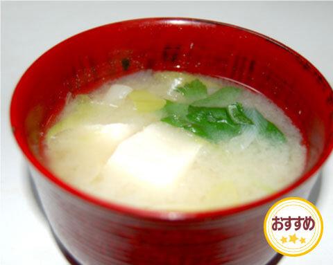 風邪に効く にんにく味噌汁