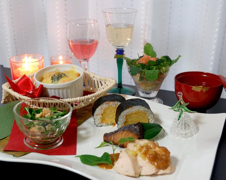 12月の会席料理