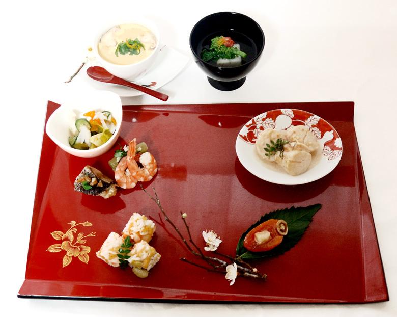 2月の会席料理