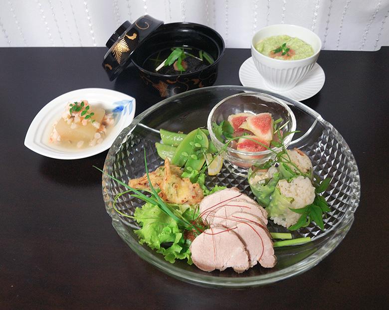 9月の会席料理