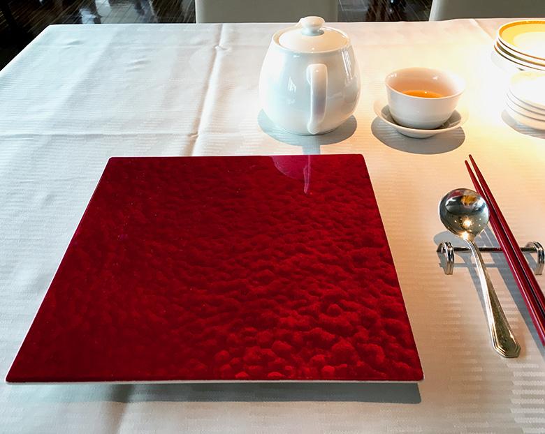 飲茶テーブルセット ジャスミンティー