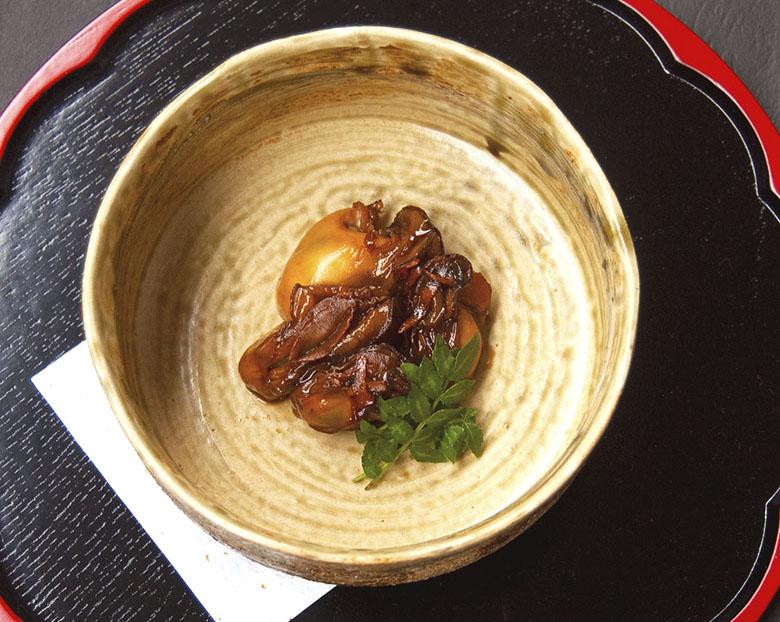 牡蠣の佃煮 梅風味
