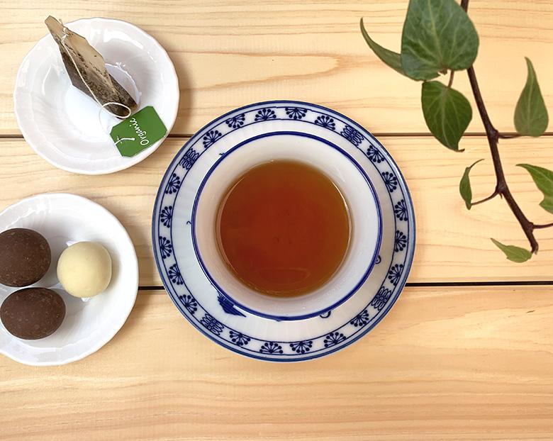 麻布紅茶 有機アールグレイティー