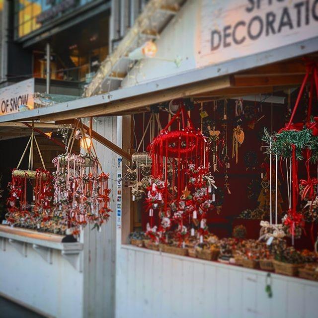 福岡クリスマスマーケット 雑貨店