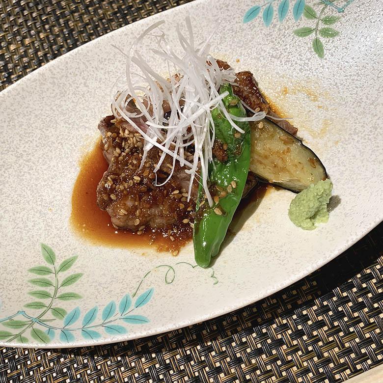 国産牛ステーキ(60g)