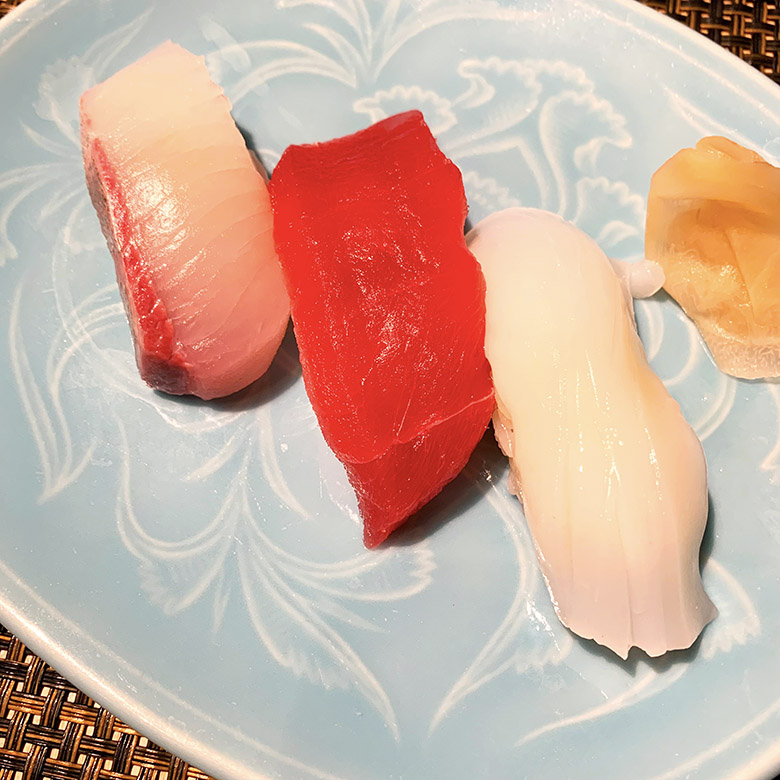 握り寿司 3貫